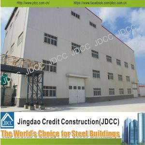 High Rise Steel Structure Building pictures & photos