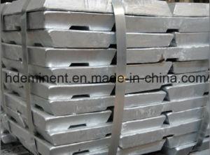Hot Sale! 99.995% Zinc Ingots for Rubber Usage pictures & photos