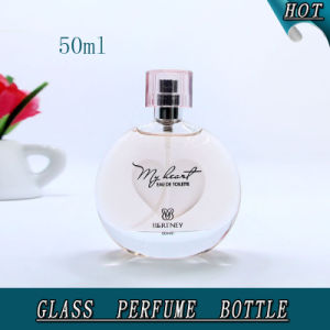 Stocks! 50ml Empty Lady Perfume Glass Bottle