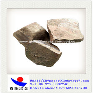 Silicon Aluminum Alloy / Sial as Deoxidizer in Steel Making pictures & photos