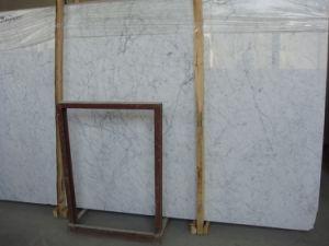 Carrara White, Statuary White Polished Marble, White Marble pictures & photos