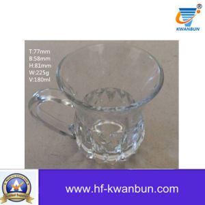Glass Mug for Beer or Drinking Coffee Mug Kb-Jh06089 pictures & photos