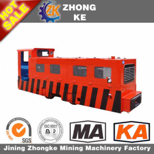 Diesel Hydraulic Locomotive Underground Mining Locomotive for Sale