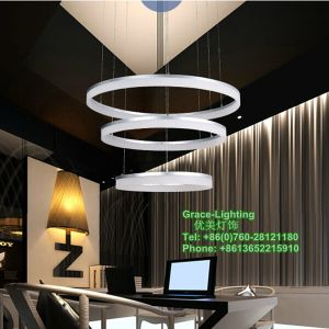 Creative Modern LED Hanging Pendant Lamp (GD-2592-400) pictures & photos