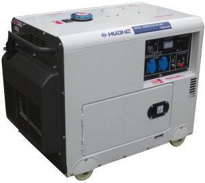 5KW Silent Diesel Generator, Portable Diesel Generator (5GF-B01) pictures & photos