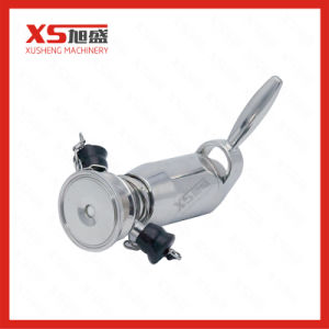 Stainless Steel SS316L Pneumatic Manual Aseptic Sampling Valves pictures & photos