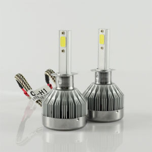 H1 DC9-36V 30W 3000lm White LED Car Lamp pictures & photos