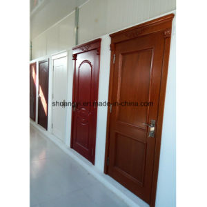 High Glossy PVC Coated MDF Door Design pictures & photos