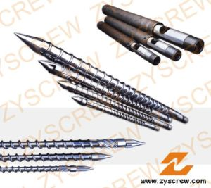 Single Screw and Barrel for Injection Plastic Products pictures & photos