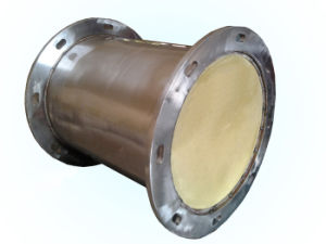 Europe 5 Standard SCR Catalyst Catalytic Converter with Canning for Diesel Engine Commercial Vehicle pictures & photos