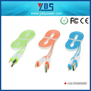 Mobile Phone Wire Cable USB Data Cable for iPhone pictures & photos