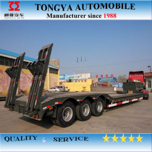 Lowbed Semi-Trailer pictures & photos
