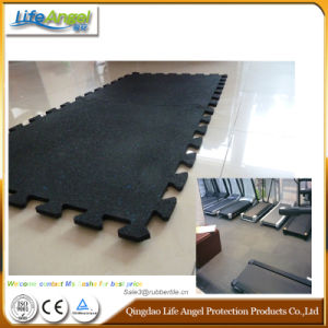 Low Price Rubber Mat SBR EPDM Interlocking Rubber Flooring