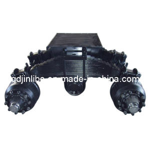 Semi Trailer Bogie Suspension Manufacturer Trailer pictures & photos