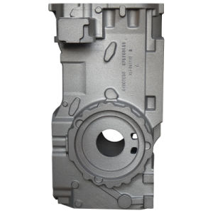 Motor Shell Iron Casting for Italy Company CT9