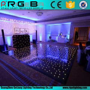 Stage Lighting Remote Contro Wedding DJ Discodecoration LED Starlit Dance Floor pictures & photos