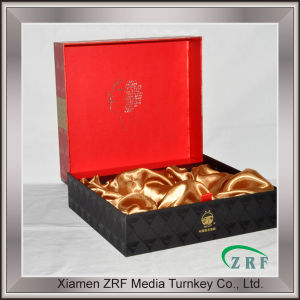 Professional Paper Cardboard Rigid Gift Packaging Box pictures & photos