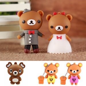 USB Flash Drive USB Stick Easy Bear Wholesale Cartoon Bear USB Pendrives Flash Card USB Memory Card U Disk USB Flash Disk Memory Stick Thumb Drive pictures & photos