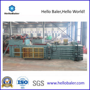 Automatic Tying Waste Paper Baler with Ce pictures & photos