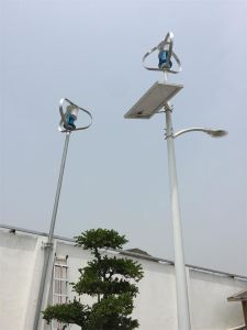 2000W Low Rpm Vertical Axis Wind Turbine (Off-Grid system) pictures & photos