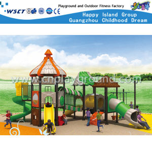 New Design Outdoor Playground Children Playsets HD-Tsk003 pictures & photos