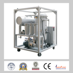 Jy-200 Vacuum Insulation Oil Purifer /Tranformer Oil Purfication pictures & photos