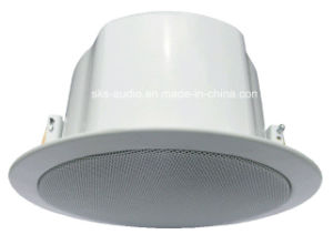 Full Range Ceiling Speaker with Fireproof Iron Cover pictures & photos