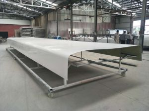 Rtm Fiberglass FRP GRP Composite Long Coach Cover pictures & photos