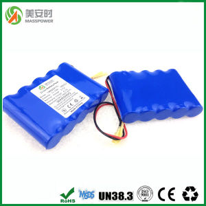 Your Trust Partner 3.7V 10ah Lithium Battery pictures & photos