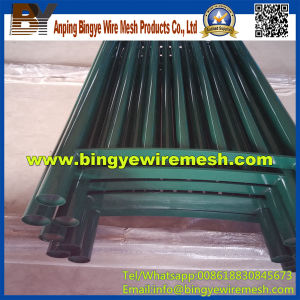 Painted Steel Barrier (highway guardrail, crash barrier) pictures & photos