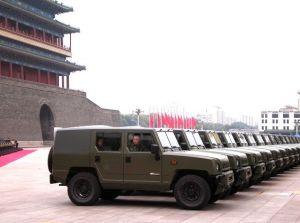 Military Vehicle BAW Yongshi (BJ2036CJE4 BJ2036CJE3 BJ2036CET1) pictures & photos