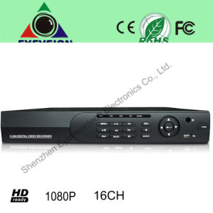 16CH H. 264 HD (1080P) IP Camera Security NVR (EV-CH16-H1405A) pictures & photos