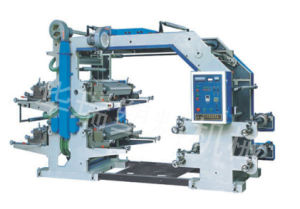 Flexo Printing Machine for for Food Packing pictures & photos