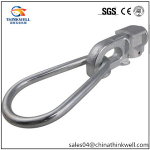 Forged Steel Sliding Tie Down Anchor Trax Bar pictures & photos