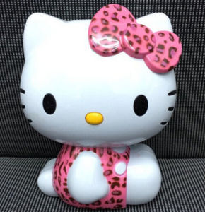 Hello Kitty 11000mAh External Battery USB Power Bank Charger