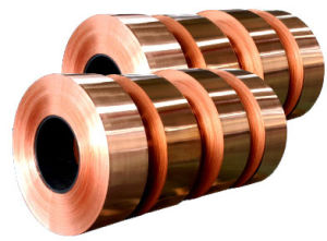 Copper Strip Coil pictures & photos