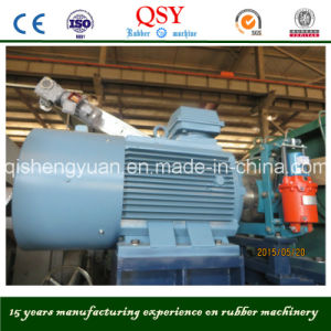 Three Rollers Type Rubber Calender for Conveyor Belt pictures & photos