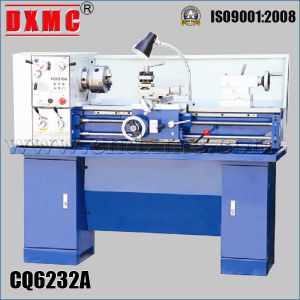 Customized Small Desktop Lathe Prices (CQ6232A) pictures & photos