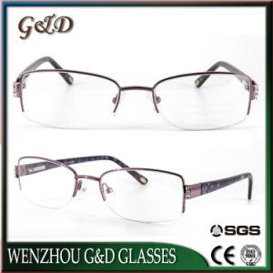 Fashion New Style Metal Glasses Optical Frame Eyeglass Eyewear O2313 pictures & photos