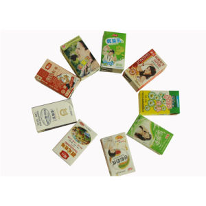 Sterile Packing Paper Cartons for Juice and Milk pictures & photos