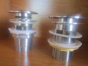 Brass Waste for Furniture Basins & Pop up Strainer pictures & photos