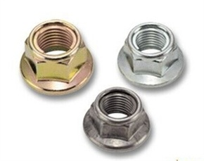 Flange Nylock Nuts with Good Quality, 2016, New pictures & photos