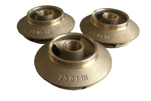 Bronze Pump Impeller