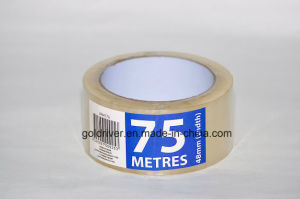 BOPP Clear Carton Packing Adhesive Tape (STK-005)