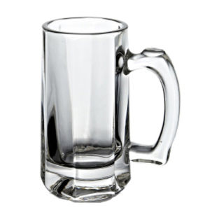 350ml Glass Tankard Beer Stein pictures & photos