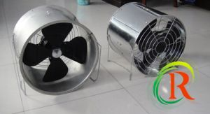 RS Air Cirulation Exhaust Fan with Stainless Steel Frame for Vegetables pictures & photos
