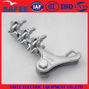 China Used for Pole Line Hardware Galvanized Strain Clamp - China Strain Clamp, Strain Clamps pictures & photos