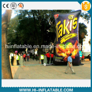 Hot-Sale Advertisement Tool Inflatable Food Product Replica