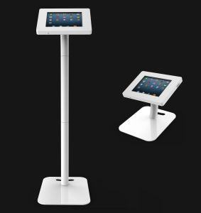 Floor Table for iPad Kiosk Enclosure Stand