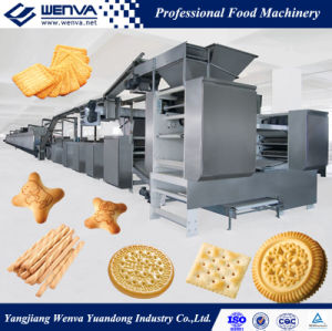 Wenva Multi-Purpose Biscuit Production Line pictures & photos